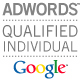 Google AdWords Kvalificeret